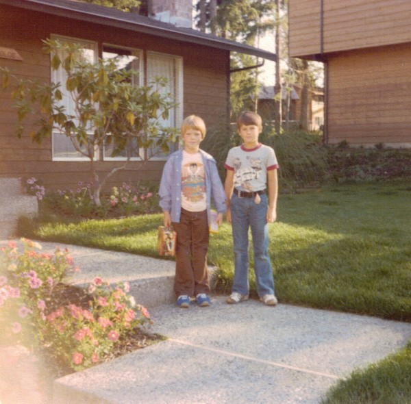 first day of school 1977 gaymay flickr
