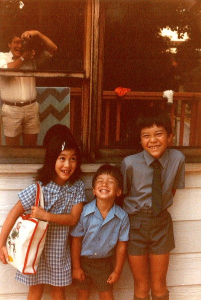 first day of school 1985 chezza g flickr