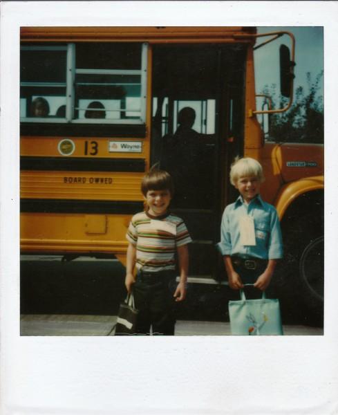 first day of school 1987 misterkrot flickr