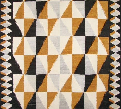 navajo wool textile geometric shiprocksantafe