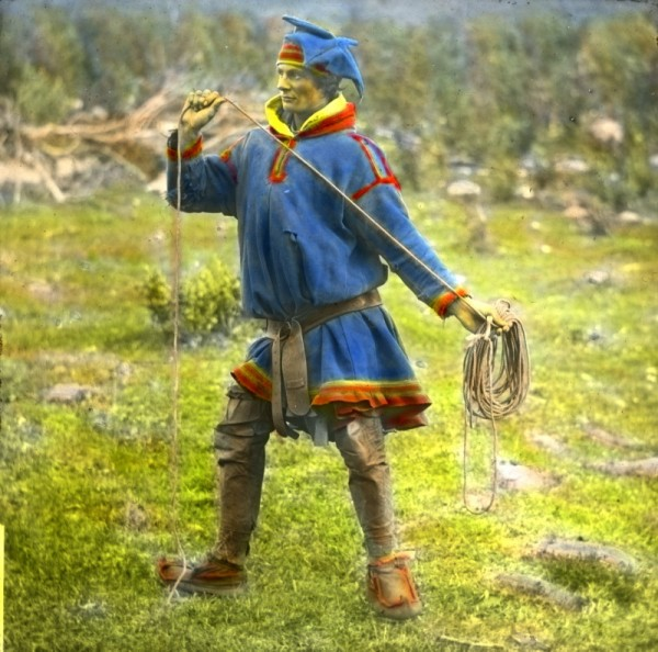 sami man norway